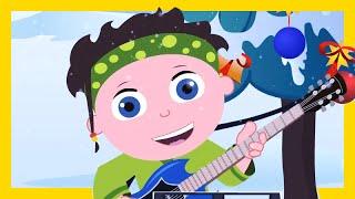 Kids Songs Playlist - Fun Animated English Nursery Rhymes for Children