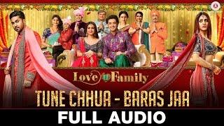 Tune Chhua - Baras Jaa - Full Audio | Love U Family | Salman Yusuff Khan, Aksha Pardasany & Kashyap