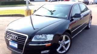 2010 Audi A8 L | Boyer Pickering Certified Pre-Owned | 140682A