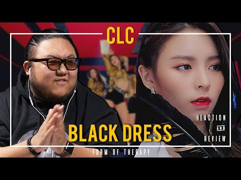 """Producer Reacts to CLC """"Black Dress"""""""