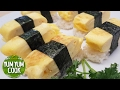 Tamago Nigiri Sushi Egg Omelette | How to Make Tamagoyaki Sushi | YumYumCook