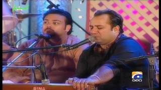 Rahat Fateh Ali Khan - Main Jaha'n Rahoo'n - A Live Concert