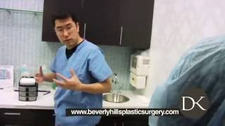 Fat Transfer to buttocks and Breast Augmentation   Complete Body Transformation with Plastic Surgery