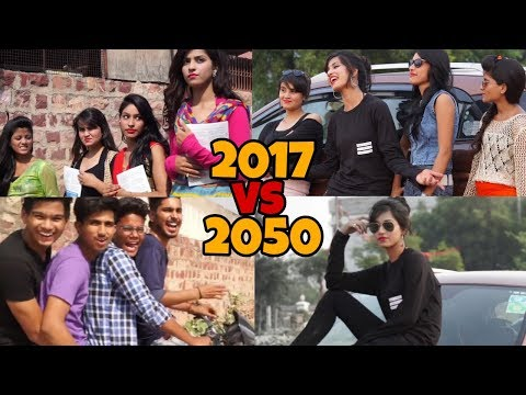2017 Girls vs 2050 Girls - Chu Chu Ke Funs