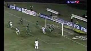 São Paulo 1x0 Atlético Nacional - Libertadores 2008