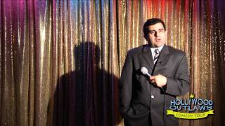 Comedian Peter The Persian on Online Dating