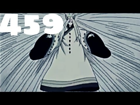 Naruto Shippuden ep 459 legendado PT BR