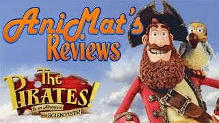 The Pirates! Band of Misfits - AniMat's Reviews