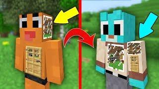 GUMBALL VE DARWİN'in İÇİNDE YAŞAMAK - Minecraft