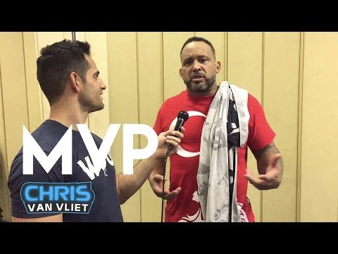 MVP Interview: Would he return to WWE? Why he was fired from TNA, his Lucha gimmick