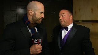 Cesaro's Slammy Review
