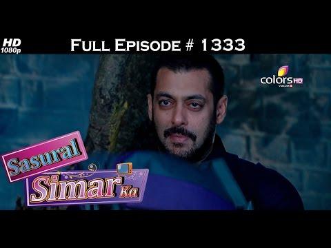 Sasural Simar Ka - 10th November 2015 - ससुराल सीमर का - Full Episode (HD)