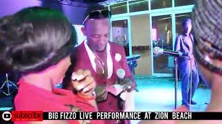 BIG FIZZO LIVE FULL PERFORMANCE IN BUJUMBURA AT ZION BEACH |VALENTINE'S DAY 2/14/18|