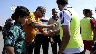 بدعوة من الهيئة السورية للشباب والرياضة فرع درعا سباق ضاحية 3كم شارك به عدد كبير من رياضي المحافظة