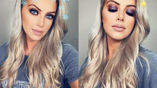Get Ready With Me | Hair & Makeup Tutorial | Chloe Boucher