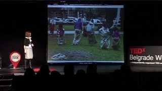 Grad po meri deteta: Ivana Malinovic at TEDxBelgradeWomen