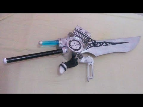 Espada Engine Blade de Pvc (Tutorial Completo)