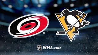 DeSmith, Dea lead Penguins past Hurricanes, 3-1