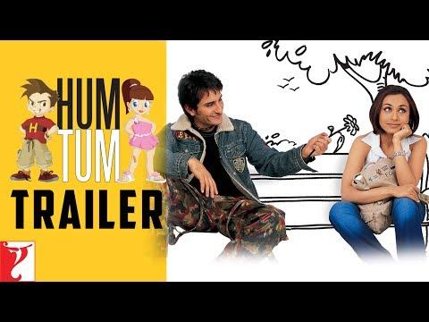 Xxx Mp4 Hum Tum Official Trailer Saif Ali Khan Rani Mukerji 3gp Sex