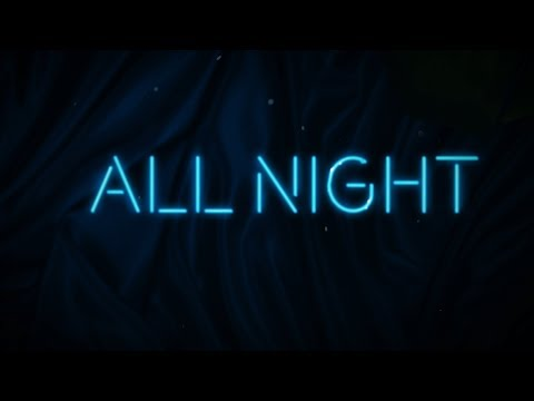 Steve Aoki x Lauren Jauregui All Night Lyric Video Ultra Music