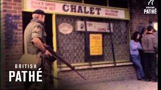 British Troops Patrol - Belfast (1960-1969)
