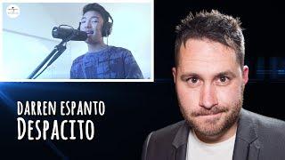 Darren Espanto - Despacito   REACTION