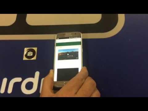 Video IWGR test