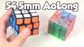 54.5mm Moyu AoLong Unboxing | Cubezz.com