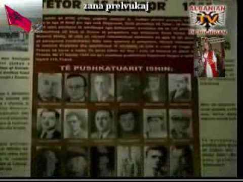 enver hoxha diktator TERROR MBI ELITEN SHQIPTARE Pjesa 1