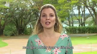 Marcela Temer: É importante combatermos o Aedes aegypti diariamente
