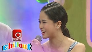 ASAP Chillout: Kisses talks about her escort in her debut