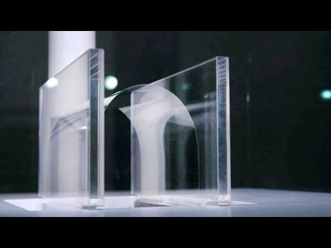 watch Ultra Thin Glass | How It's Made