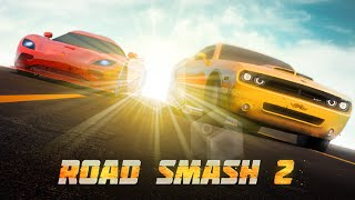 Road Smash 2: Hot Pursuit Android GamePlay Trailer (HD)