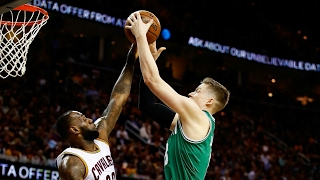 Boston Celtics vs Cleveland Cavaliers - 1st Half Highlights | Game 4 | May 23, 2017 | NBA Playoffs