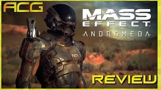 "Mass Effect Andromeda Review ""Buy, Wait for Sale, Rent, Never Touch?"""