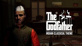 The Godfather Theme - Indian Classical Version - Mahesh Raghvan