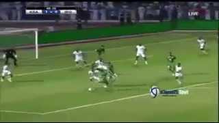 اروع دقيقة مجنونة في تاريخ كرة القدم و هي في مباراة عربية