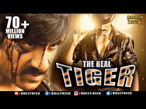 The Real Tiger | Hindi Dubbed Movies 2017 Full Movie | Hindi Movies | Ravi Teja Movies