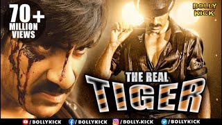 The Real Tiger Full Movie | Hindi Dubbed Movies 2017 Full Movie | Ravi Teja