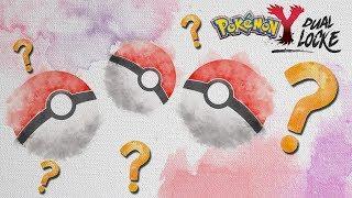 Pokémon Y DualLocke Ep.1 - 0% DE PROBABILIDAD DE GANAR! DESEADME SUERTE