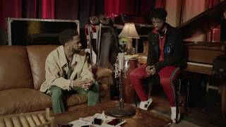 Big Sean x Metro Boomin - Double Or Nothing (Interview)