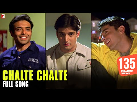 Xxx Mp4 Chalte Chalte Full Song Mohabbatein Uday Chopra Jugal Hansraj Jimmy Shergill 3gp Sex