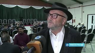 Afzal Khan part of Blairite clique undermining Corbyn - George Galloway