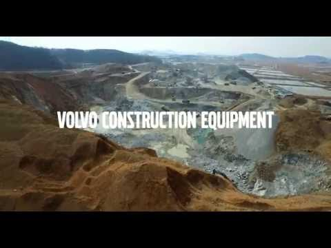 Volvo crawler excavator EC750E - Winning Performance