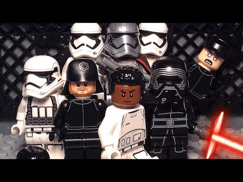 Lego Star Wars Episode 6.5: The Force Sleeps in