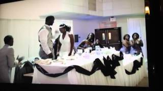 The Foster Wedding Praise Break pt 1