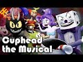Cuphead the Musical (feat. Markiplier, NateWantsToBattle & Jacksepticeye) [by Random Encounters]