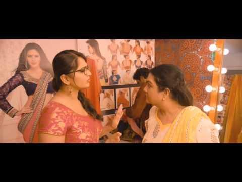 Anushka Shetty Showing her Hot Body back in Inji Iduppazhagi - HQ