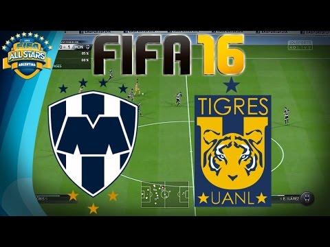 Xxx Mp4 FIFA 16 Tigres Vs Monterrey Liga MX 1080p 60fps 3gp Sex