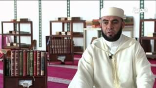المقرئ المغربي الشيخ عبد الكبير الحديدي عادل الزبيري قناة العربية ورتل القرآن غشت 2012